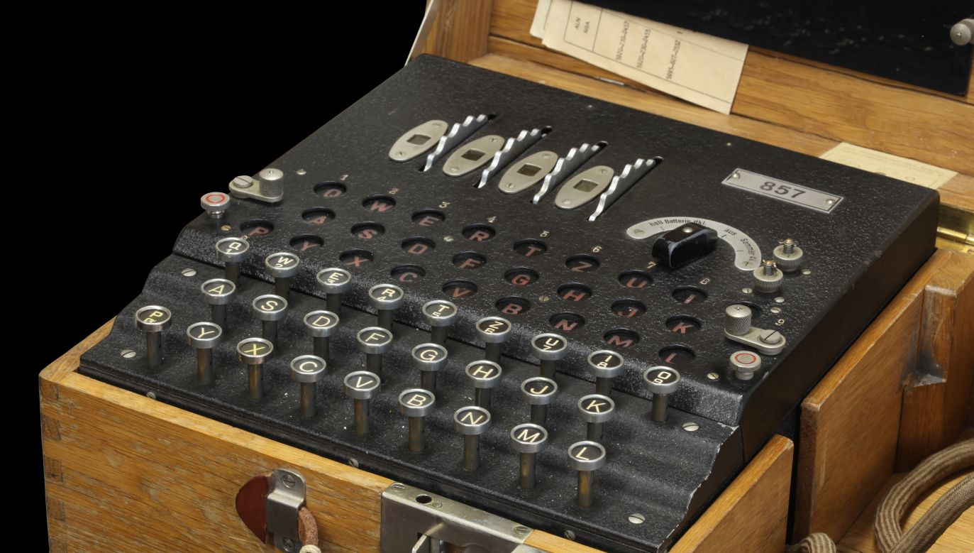 After the acquisition, the Enigma will enrich the permanent exhibition of the Museum of Polish History. Photo: Wikimedia Commons