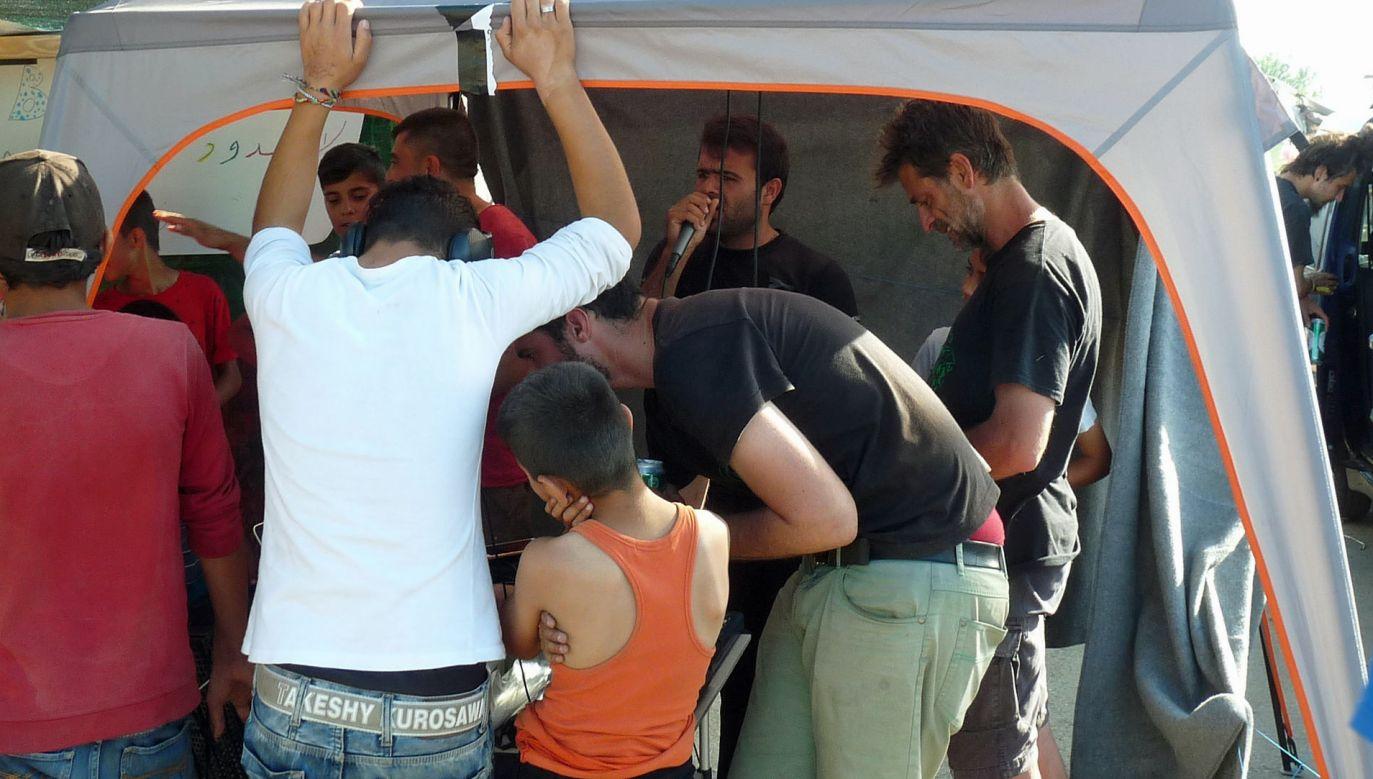 Niemcy chcą ograniczyć napływ migrantów (fot. flickr.com/Frantisek Trampota)