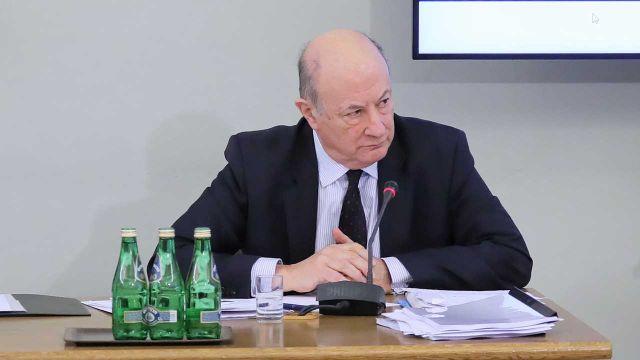 Przesłuchanie byłego ministra finansów Jana Vincenta Rostowskiego [RELACJA]