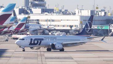 Od kilku dni nasz narodowy przewoźnik nie może używać pięciu boeingów 737 Max (fot. Nicolas Economou/NurPhoto via Getty Images)