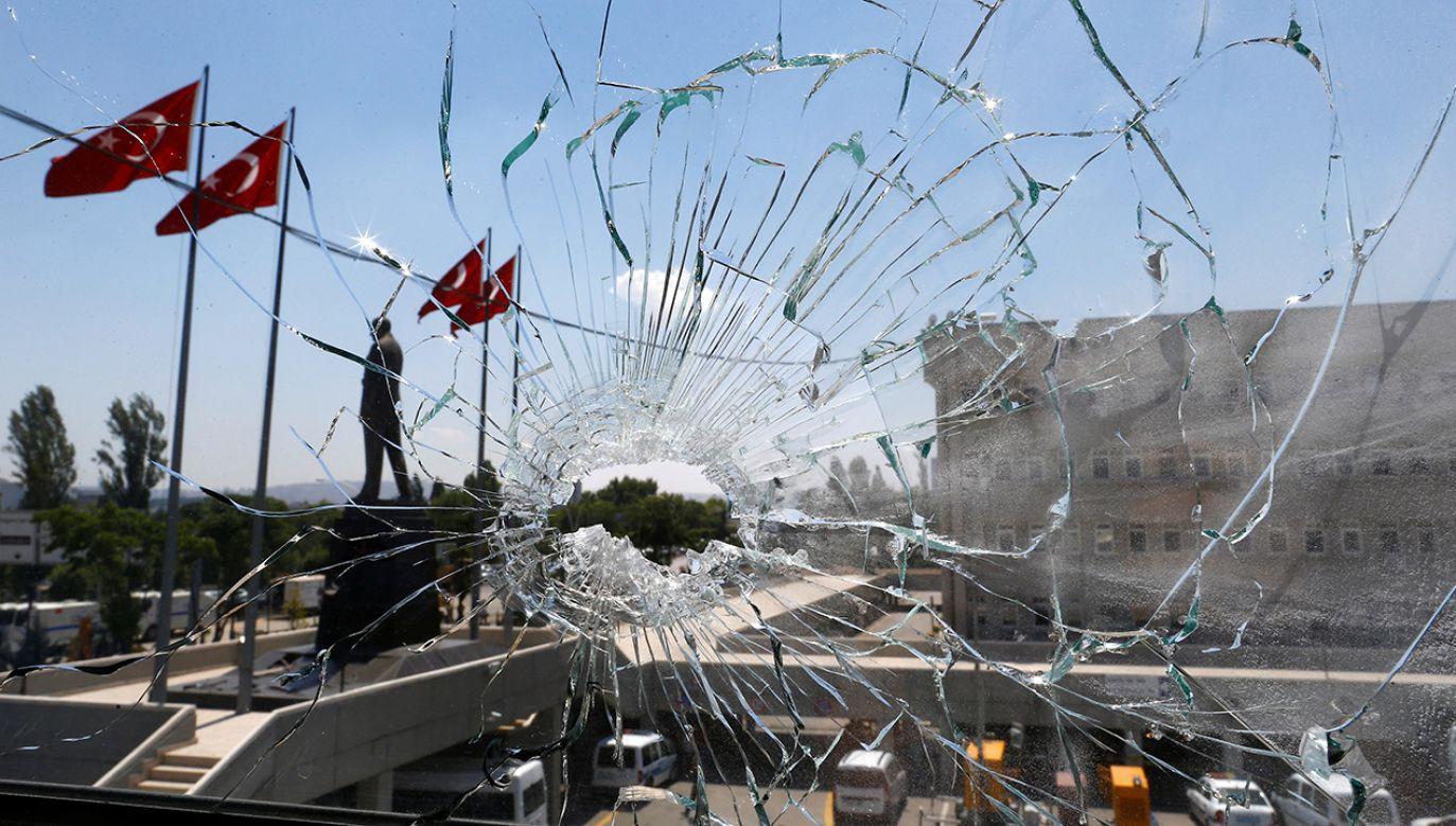 Do puczu doszło w lipcu 2016 r. (fot. REUTERS/Osman Orsal)
