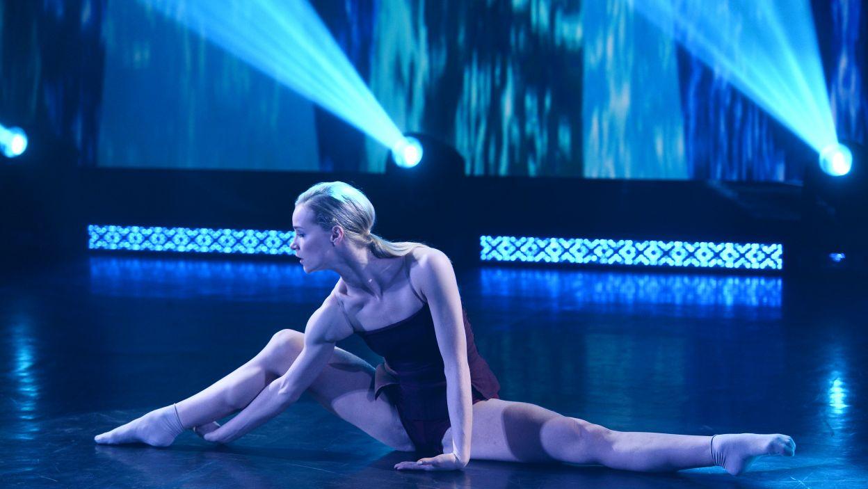 17-letnia Hania jest uczennicą Ogólnokształcącej Szkoły Baletowej im. Feliksa Parnella w Łodzi (fot. TVP/Jan Bogacz)