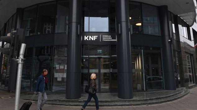 """""""W ocenie Urzędu KNF zarzuty mecenasa Giertycha są bezpodstawne"""" (fot. PAP/Radek Pietruszka)"""