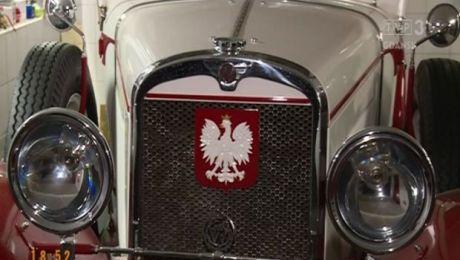 Zrekonstruował pierwszy polski samochód CWS T-1
