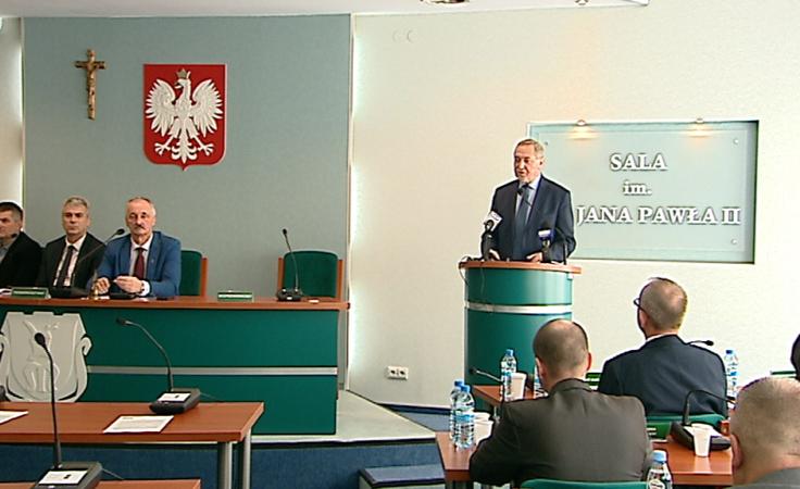 Minister Henryk Kowalczyk o ochronie środowiska