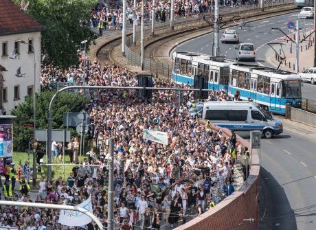 Wrocław: studenci dostali klucze do miasta!
