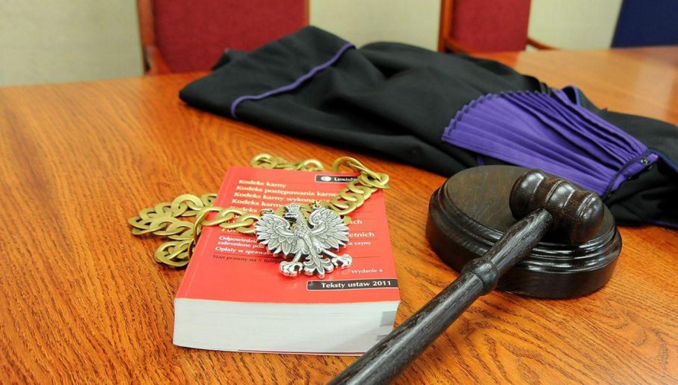W przeszłości sędzia miała mieć kilka postępowań dyscyplinarnych (fot. arch. PAP/Marcin Bielecki)