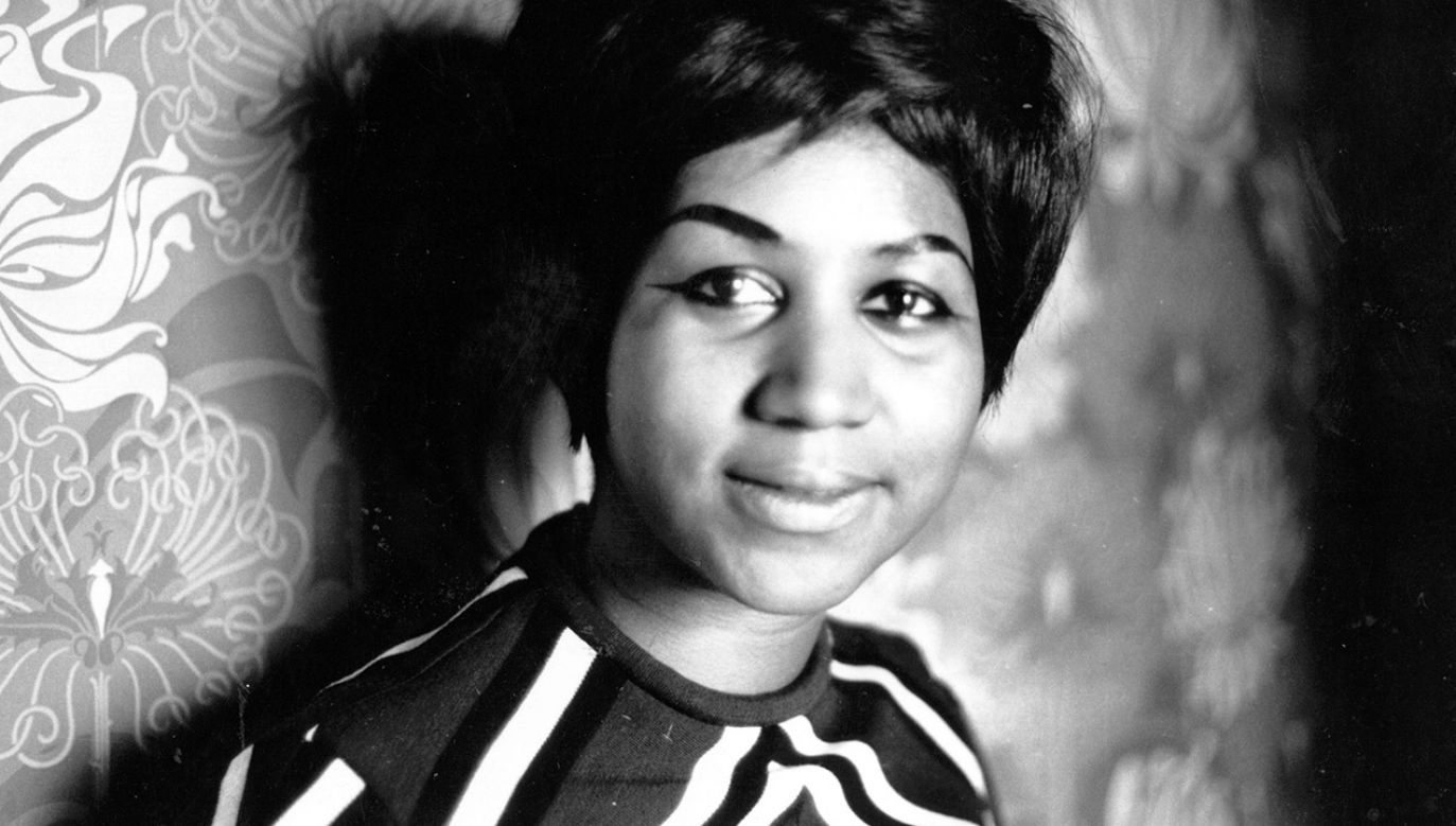 Aretha Franklin (fot. Express Newspapers/Getty Images)