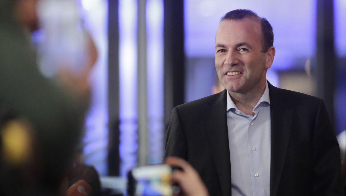 Kandydat Europejskiej Partii Ludowej na szefa KE uważa, że powołania europejskiego FBI wymagają względy bezpieczeństwa (fot. PAP/EPA/OLIVIER HOSLET)