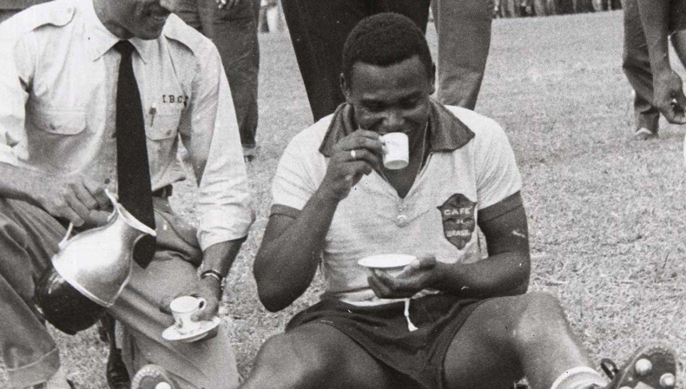 Mistrz świata z 1962 roku Brazylijczyk Coutinho (fot. en.wikipedia.org)
