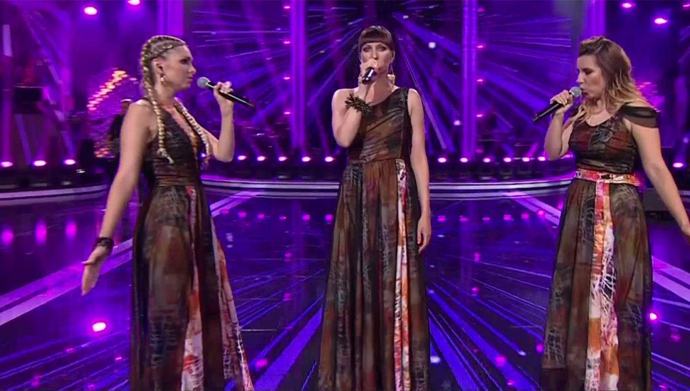 Girls on Fire zdobyły opolską Karolinkę (fot.TVP Info)