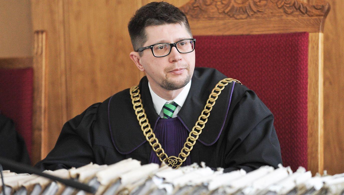 Coraz więcej wątpliwości wokół sędziego Łączewskiego (fot. arch.PAP/Marcin Obara)
