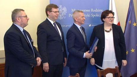 Wiceminister Bojanowska odwiedziła Olsztyn