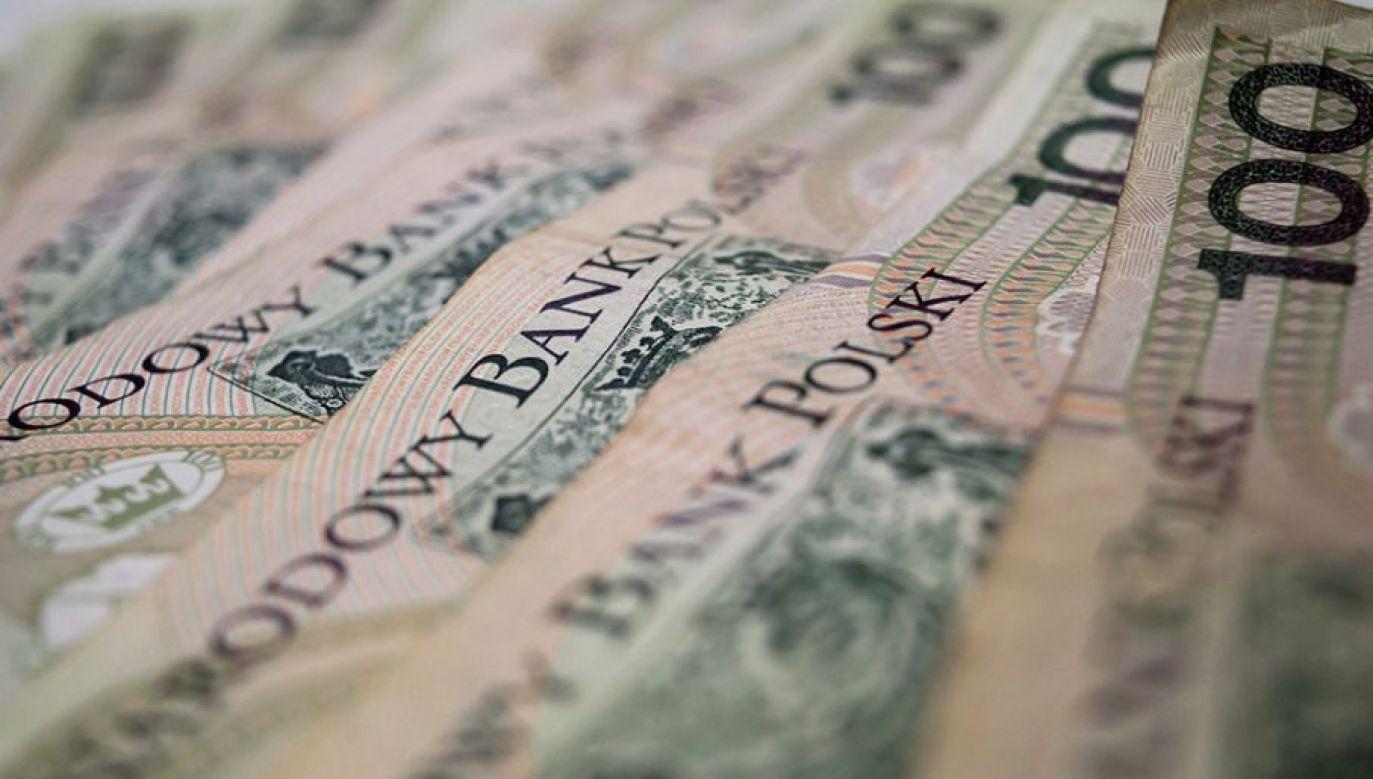 Obecnie ponad pół miliona firm ma łącznie długi w wysokości 14,5 mld zł (fot. tvp.info/Paweł Chrabąszcz)