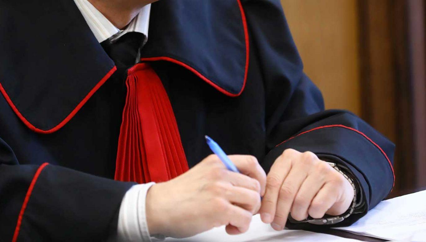 Sąd zastosował wobec Cezarego F. areszt (fot. arch. PAP/Rafał Guz)