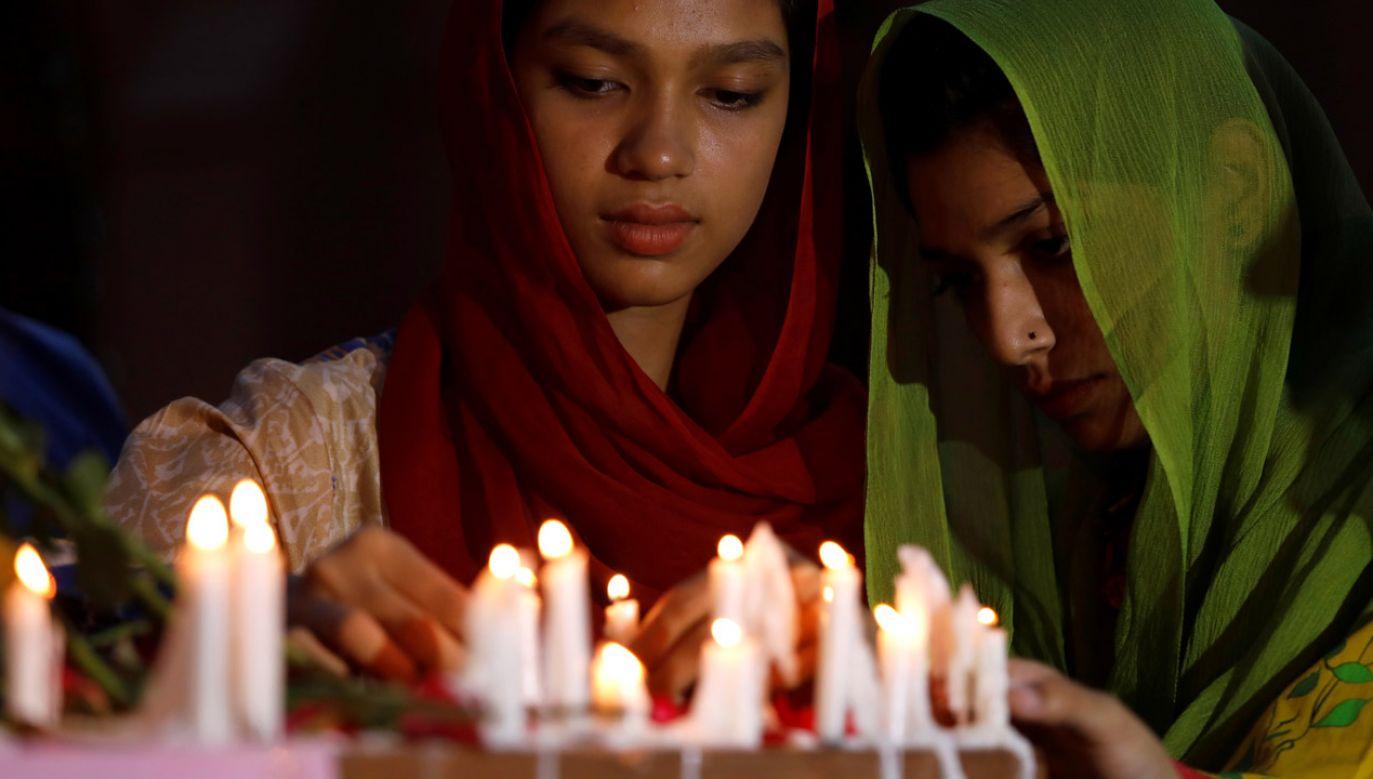 (fot. REUTERS/Fayaz Aziz)