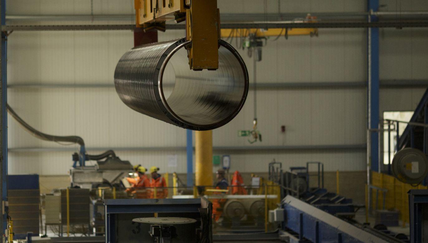 – Zastanawiamy się nad sankcjami na międzynarodowe koncerny, które uczestniczą w projekcie Nord Stream 2 – powiedział specjalny wysłannik USA na Ukrainę Kurt Volker(fot. Carsten Koall/Getty Images)