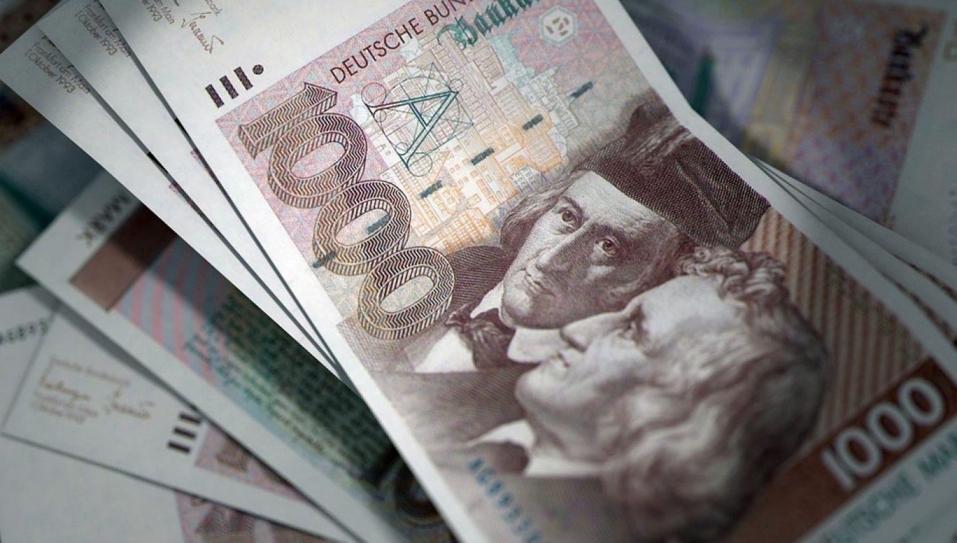Rocznie zwracane są banknoty i monety o wartości od 70 do 100 mln marek (fot. Pixabay/cosmix)