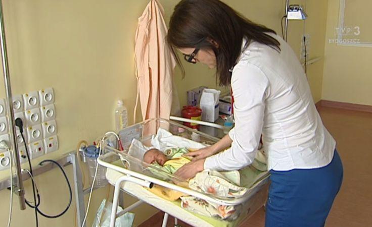 Niecodzienna operacji i jednocześnie poród w