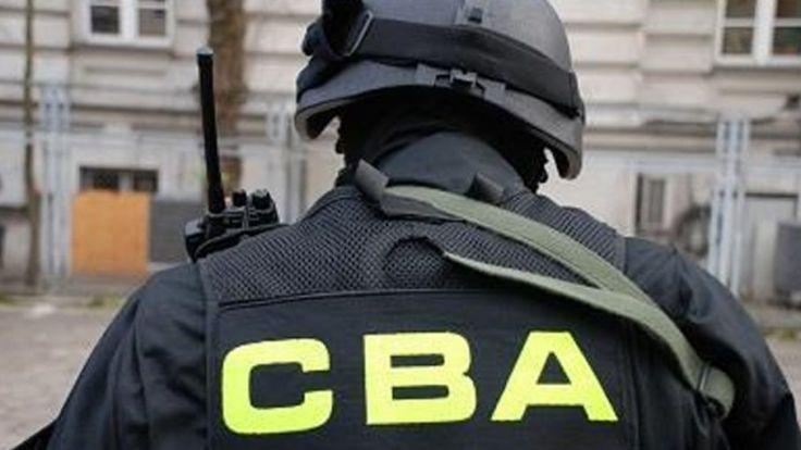 Adwokat został zatrzymany, gdy wychodził z sądu  (fot. Facebook/CBA)