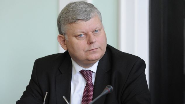 Marek Suski skomentował postawę prezydenta (fot. arch.PAP/Marcin Obara)