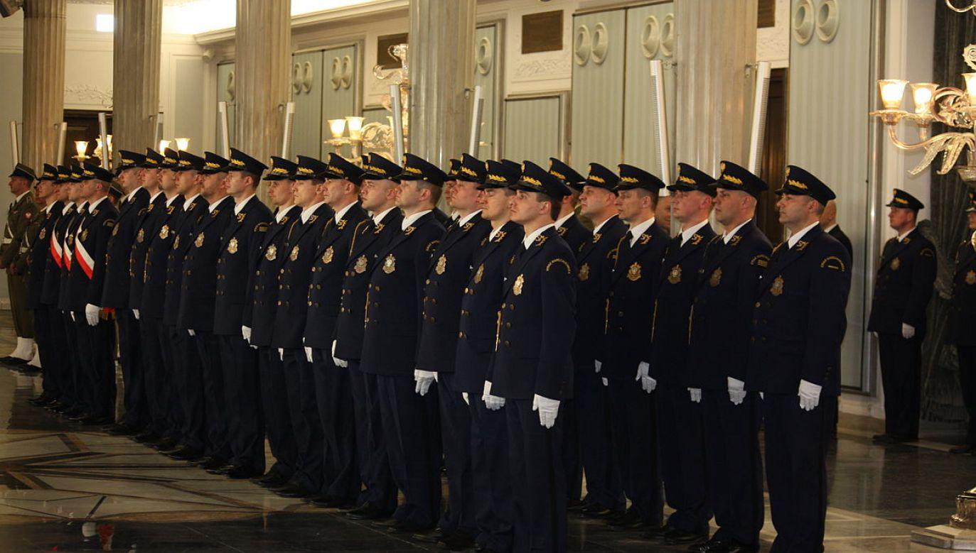 Do tej pory przepisy o Straży Marszałkowskiej znajdowały się w ustawie o Służbie Ochrony Państwa (fot. Wikipedia)