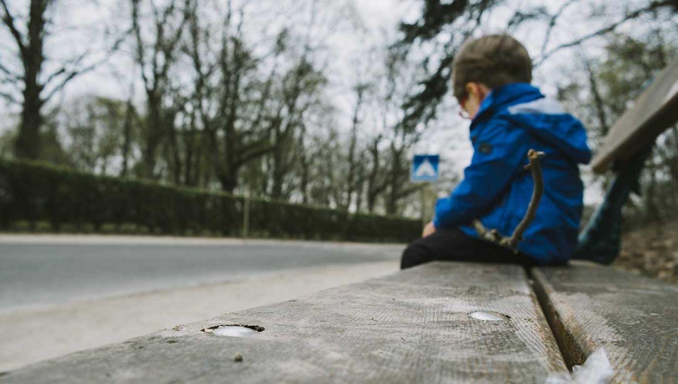 Za narażenie dzieci na niebezpieczeństwo, grozić do 5 lat więzienia (fot. Shutterstock/Xavier_S81)