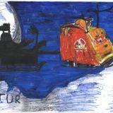 Drugi rysunek Artura