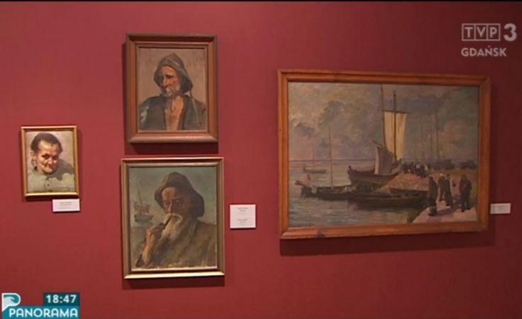 """""""Pierwsza dekada"""" - wystawa malarstwa"""