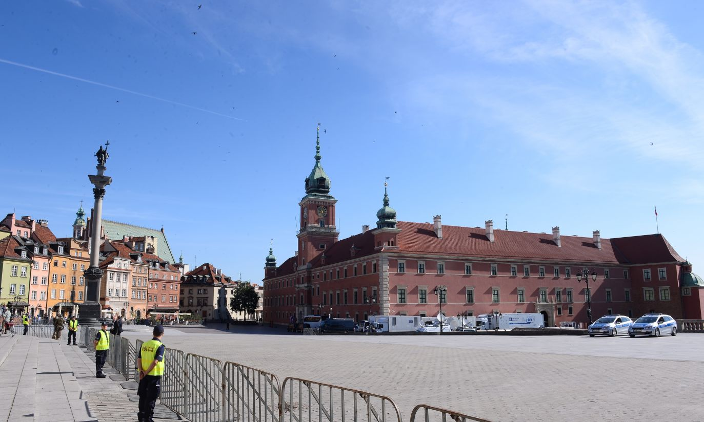 (fot. PAP/Marcin Kmieciński)
