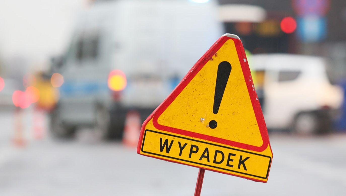 Do zdarzenia doszło po godz. 10 (fot. arch.PAP/Leszek Szymański, zdjęcie ilustracyjne)