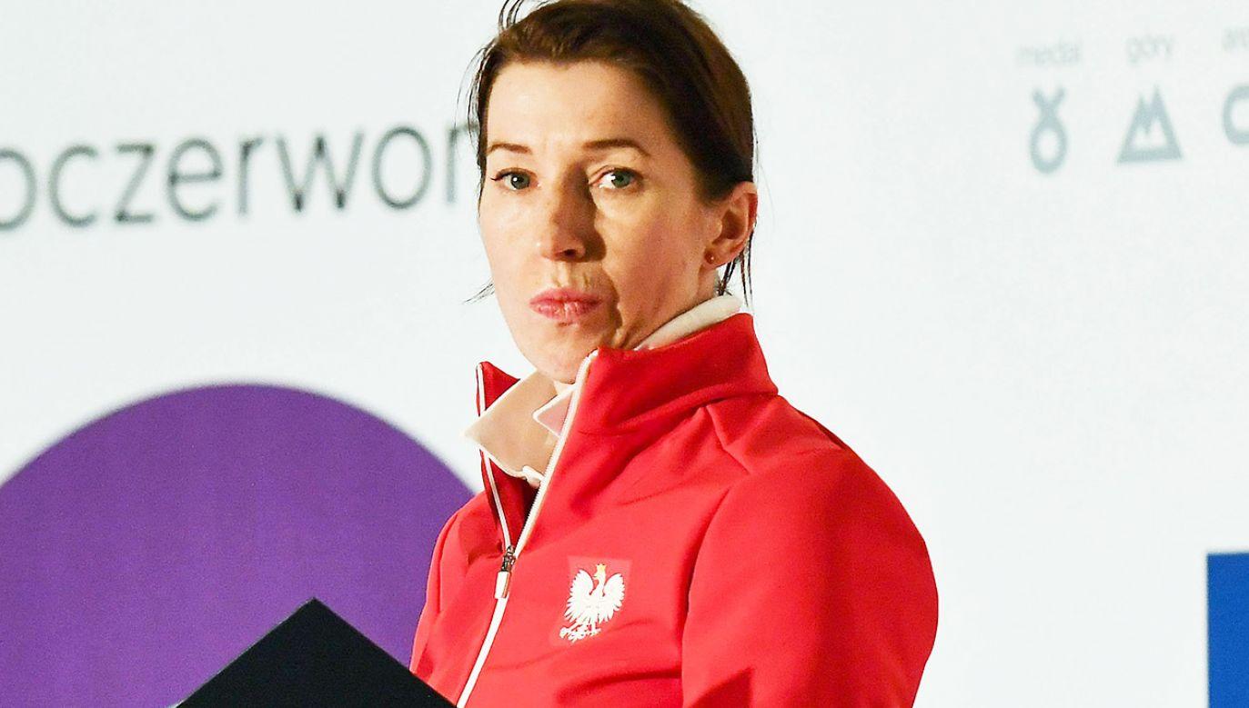 Katarzyna Bachleda-Curuś zdobyła dwa medale olimpijskie w rywalizacji drużynowej (fot. arch.PAP/Bartłomiej Zborowski)