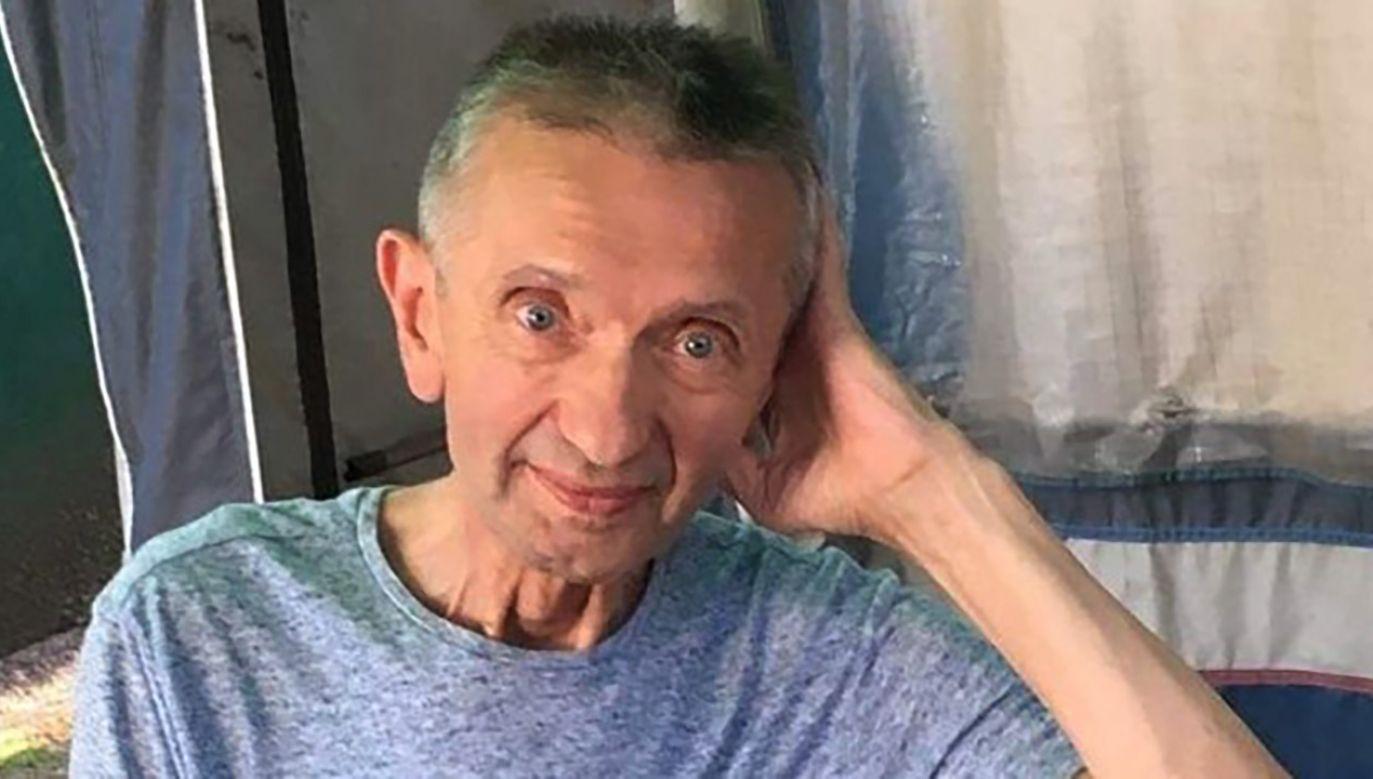 Janusz Kozioł to znany polskiej publiczności lektor i spiker (fot. Materiały prasowe)