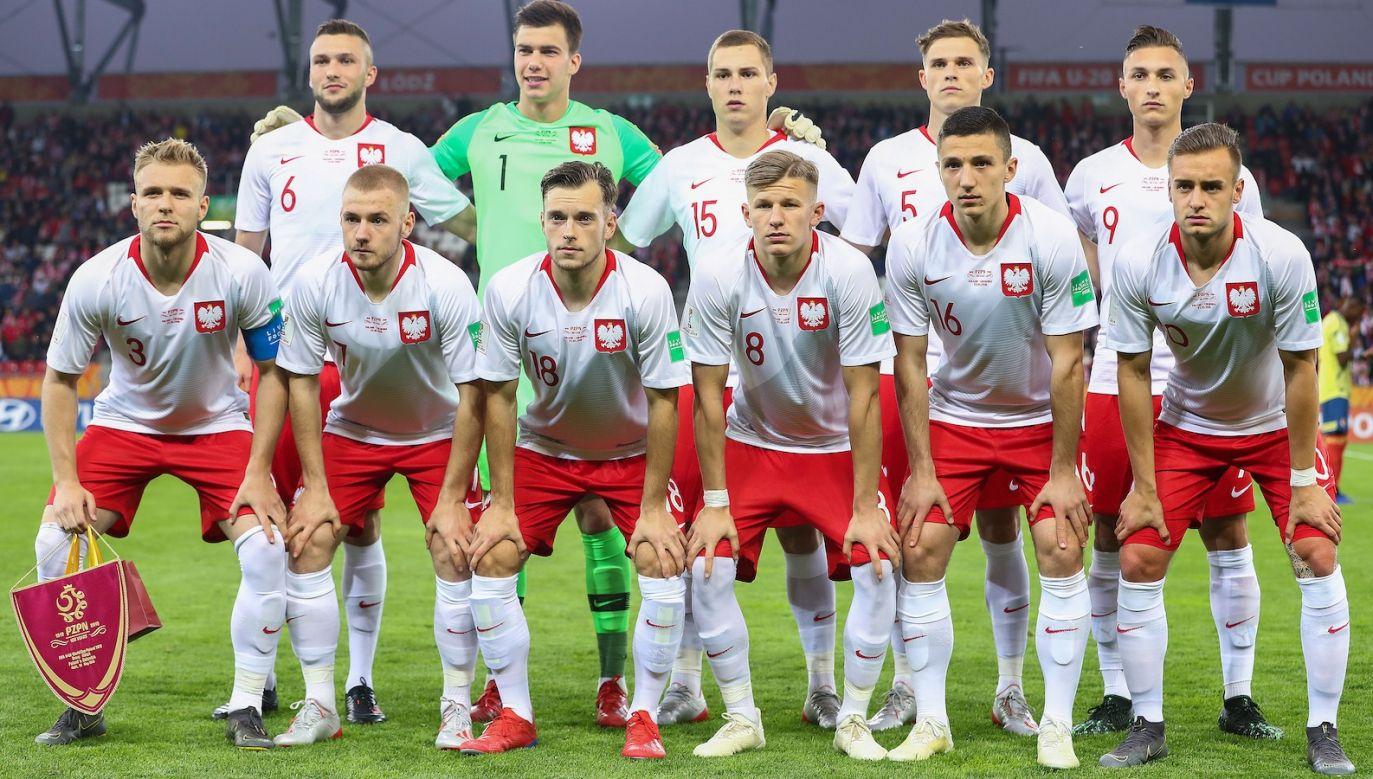 Meczem z Kolumbią Polacy rozpoczęli udział w MŚ U-20 (fot. Lars Baron - FIFA/FIFA via Getty Images)