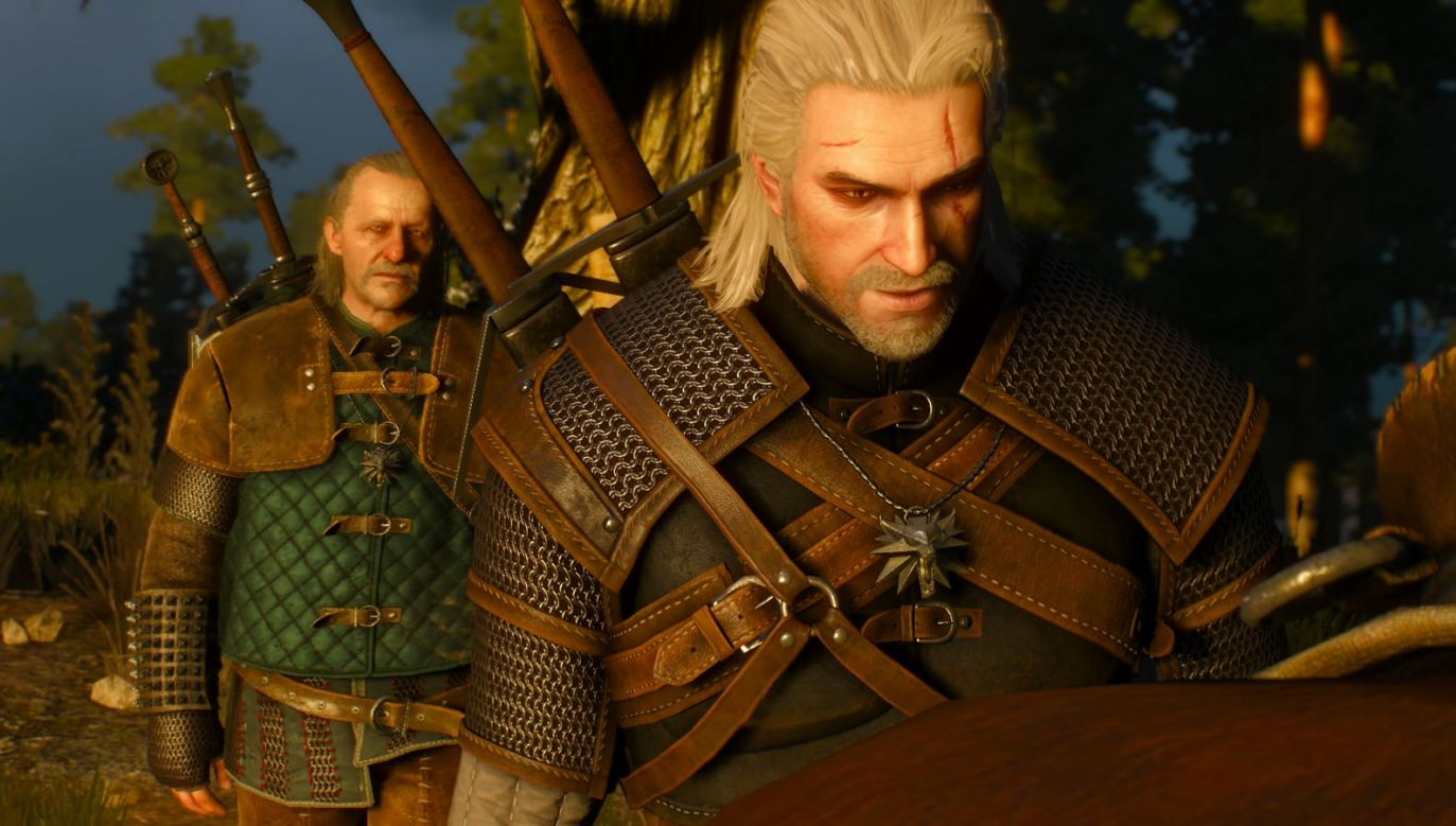 Caption taken from the Witcher game. Photo: Flickr/Videogame Photography