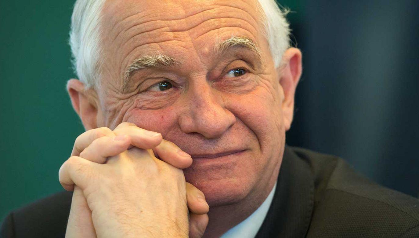 Janusz Zemke (fot. arch. PAP/Tytus Żmijewski)