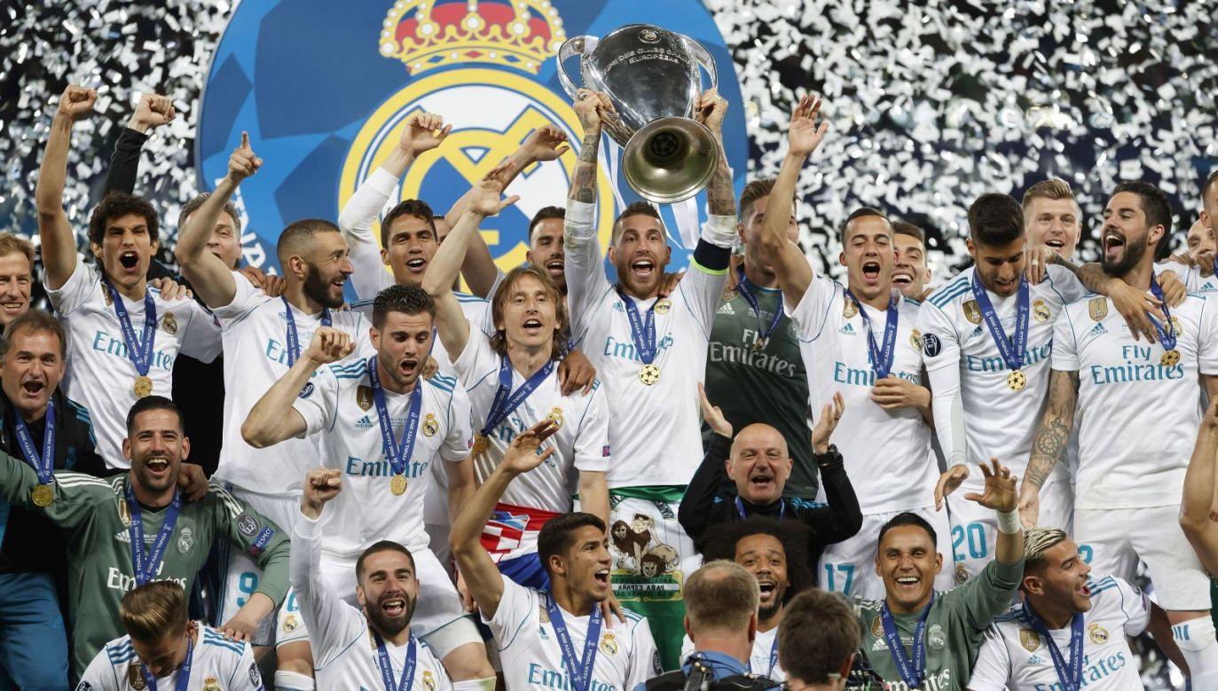 Piłkarze Realu Madryt wygrali trzy ostatnie edycje Ligi Mistrzów. W tym roku nie mają już szans na kolejną obronę tytułu (fot. Getty Images)