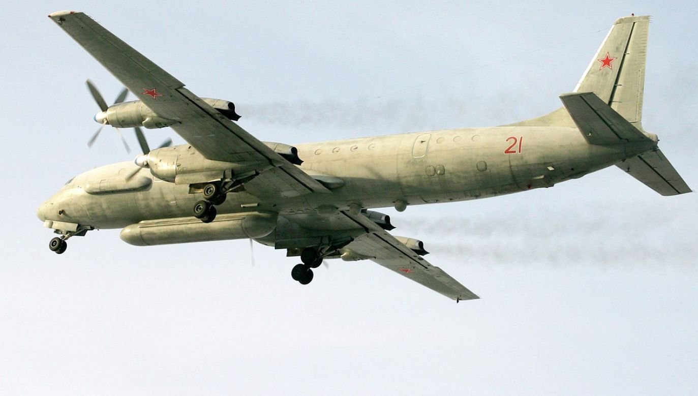 Resort obrony w Moskwie poinformował, że znaleziono miejsce, w którym samolot spadł do Morza Śródziemnego (fot. arch.PAP/ITAR-TASS)