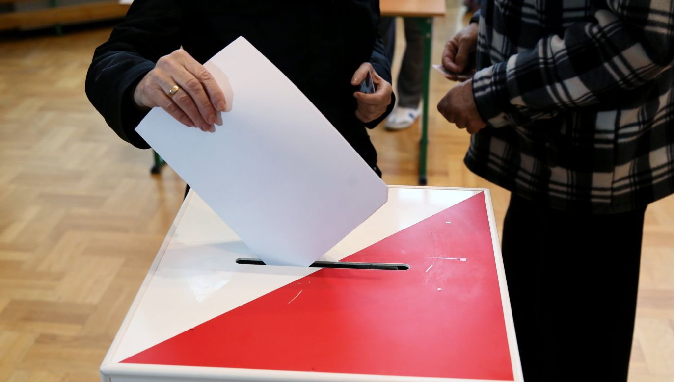 The presidential veto will most likely mean the upcoming European Parliament elections will take place according to existing regulations. Photo: PAP/Tomasz Gzell