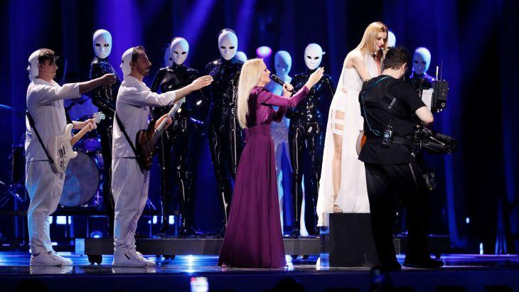 Eurowizja 2018: Drugi półfinał