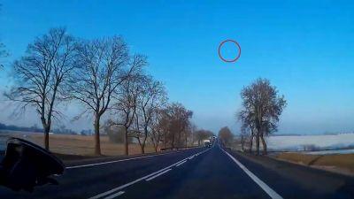 tajemniczy meteor nad polsk� �to ufo� wideo tvpinfo