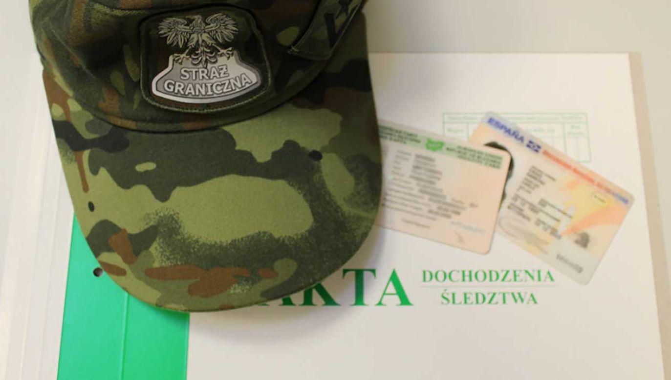 Straż Graniczna wszczęła postępowania administracyjne w celu wydania decyzji zobowiązujących cudzoziemki do powrotu (fot. slaski.strazgraniczna.pl)