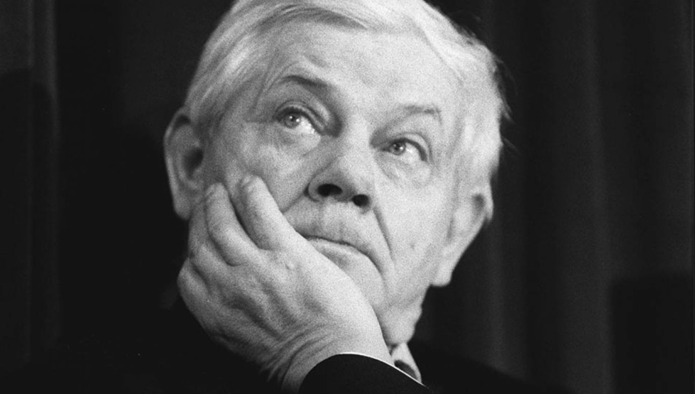 Pośmiertnie został odznaczony Orderem Orła Białego (fot. arch.PAP/Piotr Janowski)