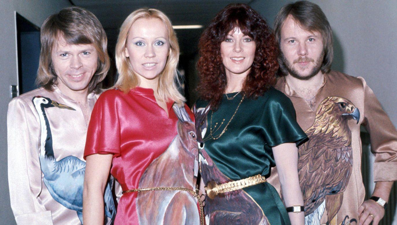 Abba to jeden z najpopularniejszych zespołów w historii (fot. arch. PAP/PIETER MAZEL/SUNSHINE/RETNAUK)