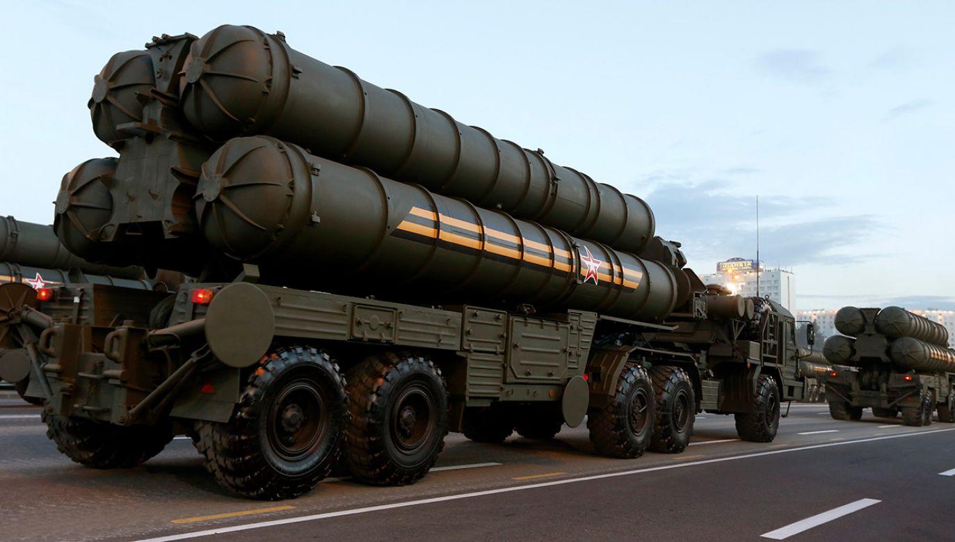 Pekin zamówił sześć dywizjonów rakietowych (fot. REUTERS/Vasily Fedosenko)