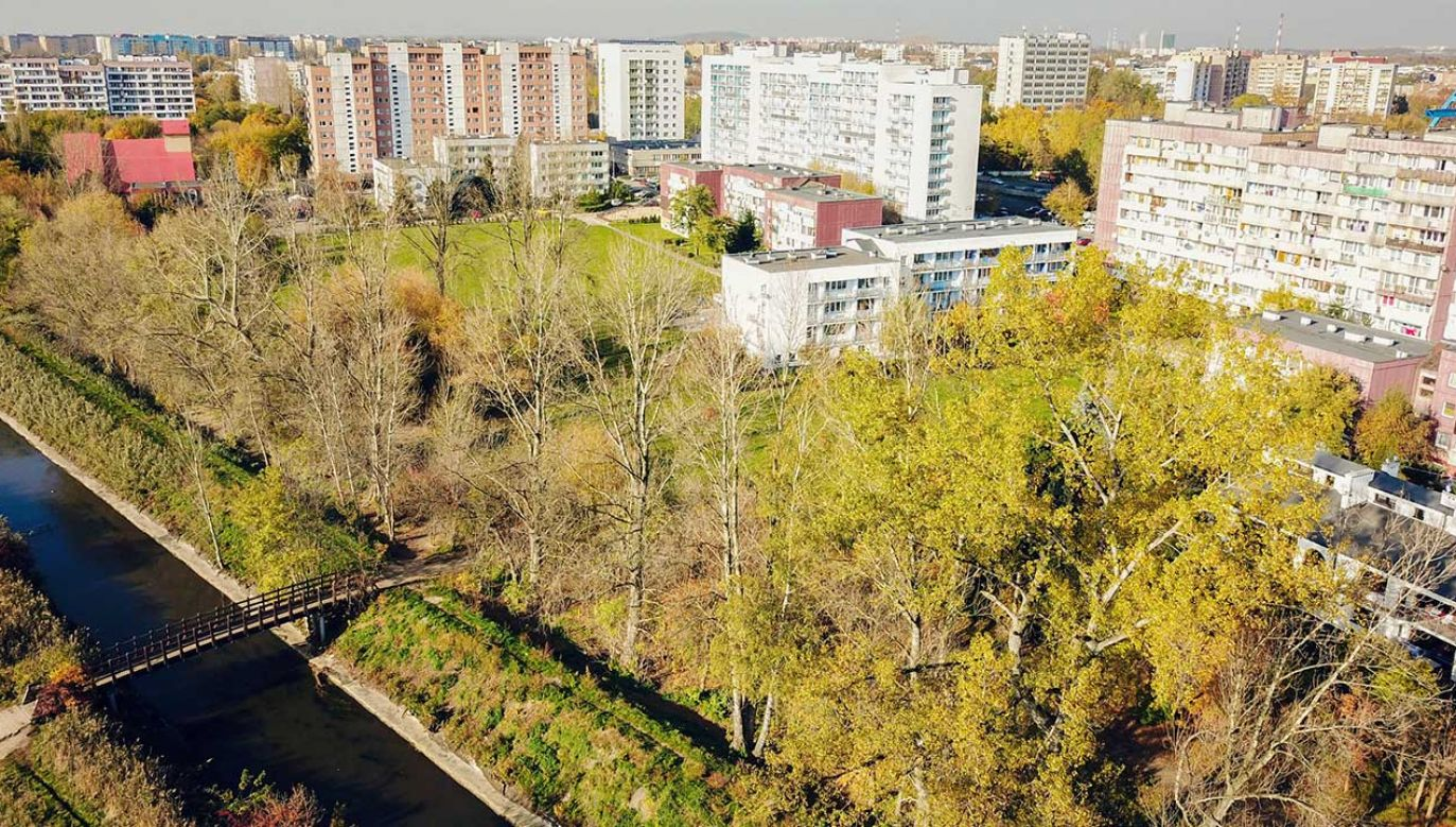 Panorama Sosnowca (fot. Shutterstock/Henryk Sadura)