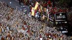Mistrzowska fiesta w Madrycie