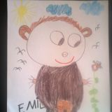 Miś według sześcioletniej Emilki