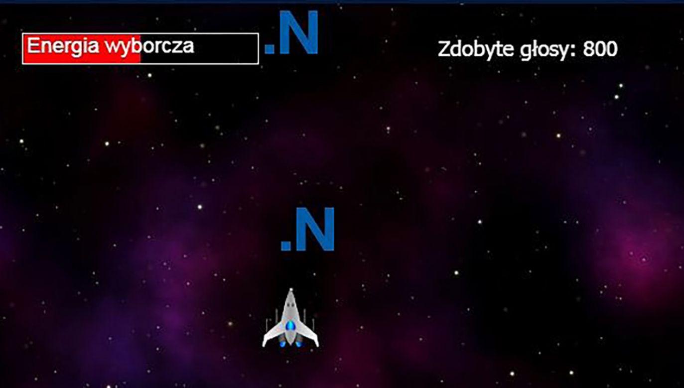 Gra  (fot. boruczkowski.pl/gra-o-wybor)