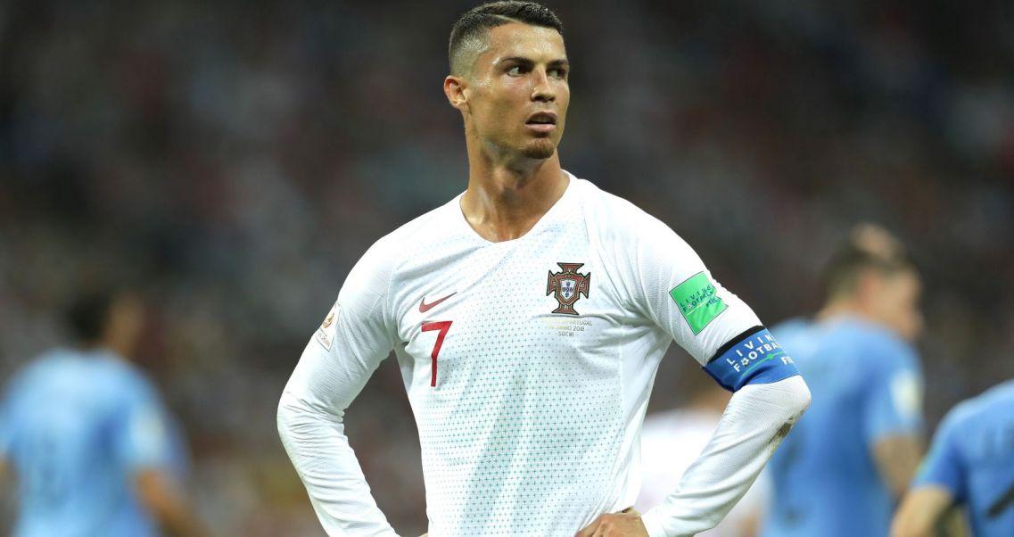 To Nie Juve Było Pierwszym Wyborem Ronaldo Miał Być Kolegą